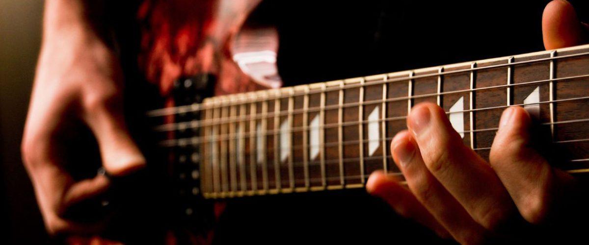 Top bài tập luyện ngón guitar