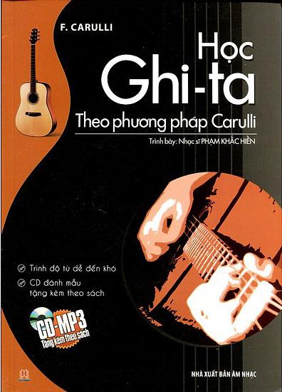 Giáo trình carulli tự học guitar cổ điển