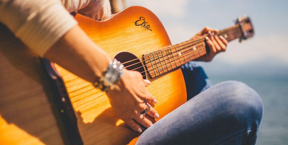 Giáo trình guitar đệm hát thần thánh