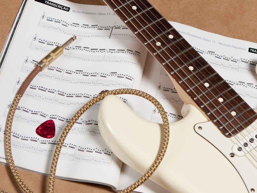 Nhạc lý guitar cơ bản cho người mới tập