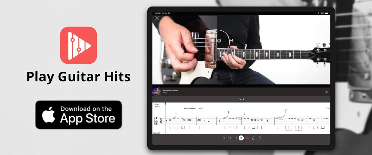 Ứng dụng phần mềm học guitar hiệu quả