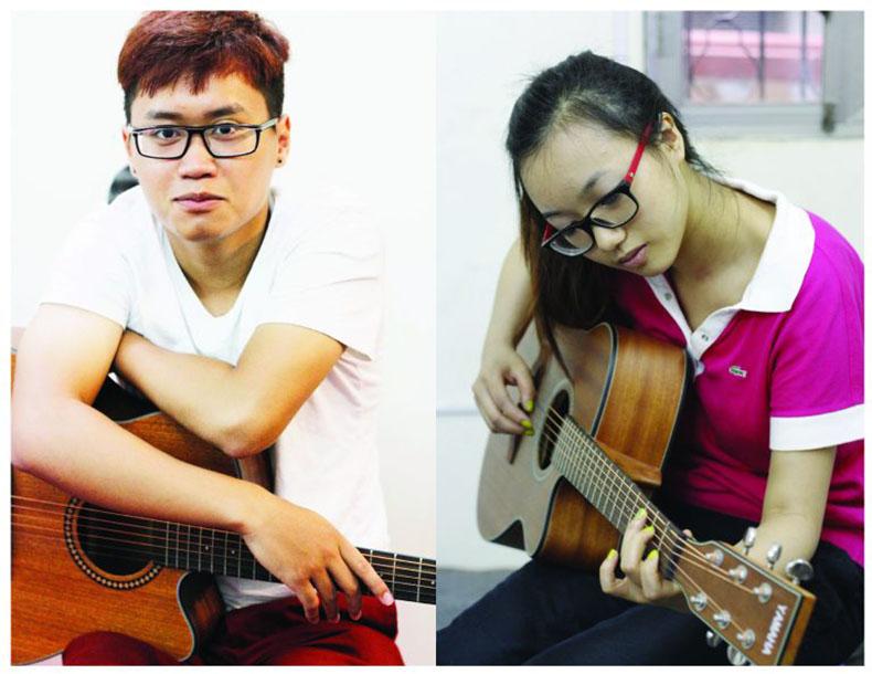 Lớp Học Guitar Chất Lượng Cao Tân Bình HCM
